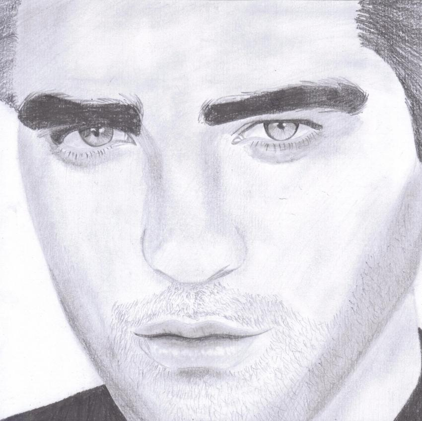 Robert Pattinson by twixy25